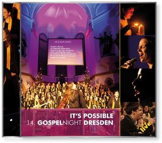 CD 14. GOSPELNIGHT DRESDEN |  Its possible