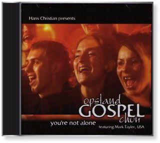 CD Youre not alone | Hans Christian Jochimsen & Opstand Gospel