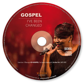 IVE BEEN CHANGED - Exercise-CD | GOSPELSONGS