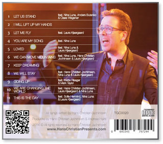 CD Let me fly | Hans Christian Jochimsen & friends