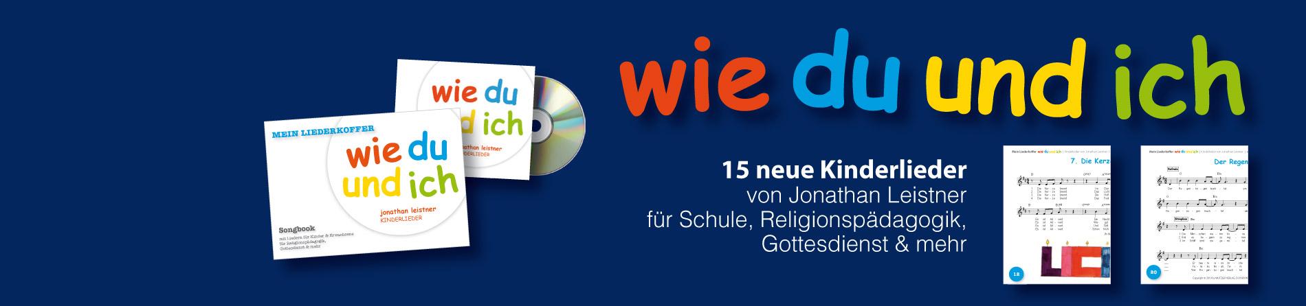 """Liederbuch & CD , NEU in unserer Reihe """"Mein Liederkoffer"""""""