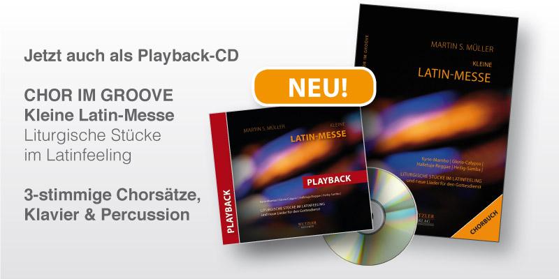 NEU: Playback-CD